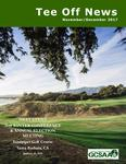 September/October 2018  Issue of Tee Off Newsletter