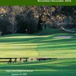 November/December 2018  Issue of Tee Off Newsletter
