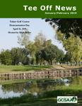 JAN/FEB 2019  Issue of Tee Off Newsletter