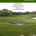 July/August 2019  Issue of Tee Off Newsletter
